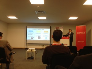 ORACLE DAY 2012 NFC