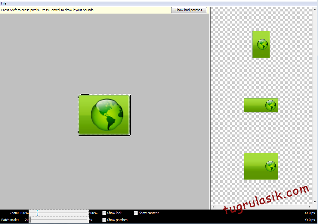 Android_tugrul_9patch_custombutton_rightlogo_s